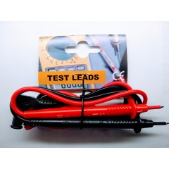 Test Leads Punta Tester Profesional 115mm Multimetro Conector 13mm Cable 70cm Itytarg