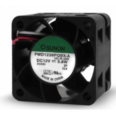 Cooler Fan Ventilador Sunon 12v  35x35x30mm 5.8w  Itytarg