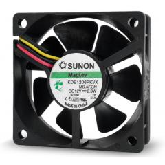 Cooler Fan Ventilador Sunon 12v 60x60x20mm 2.9w Sistema Maglev  Itytarg