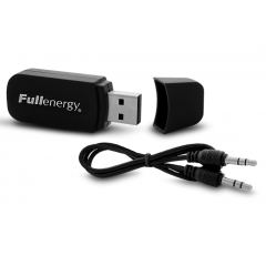 Receptor De Audio Bluetooth + Cable Plug 3.5  Itytarg