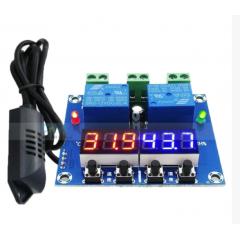 Xh-m452 Control Automatico Controlador Humedad Temperatura 12v Sht20 Itytarg