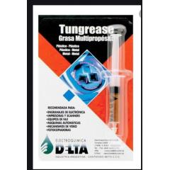 Tungrease Grasa Multiproposito Para Mecanismos Delicados Robotica Jeringa 5cc  Itytarg