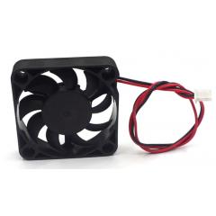 Cooler 12v 50x50x10 Mm Ventilador Conector Jst 2.54mm Brushless Itytarg