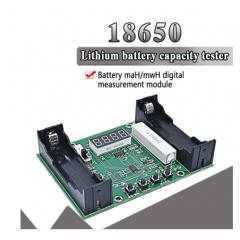 Xh-m240 Probador De Carga De Bateria 18650 Itytarg