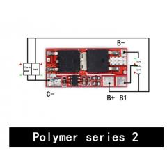 2s 25a Mini Bms Ecualizador Pack 8.4v 18650 Itytarg