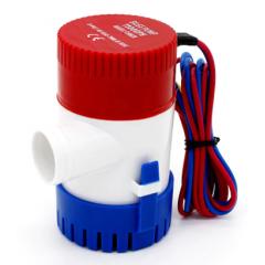 Mini Bomba Agua Motor Sumergible 12v 3a 4100l/h 1pulgada  Itytarg