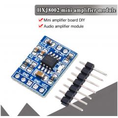 Hxj8002 Amplificador Audio Btl, 3w  Mono 2,0-5,5 V   Itytarg