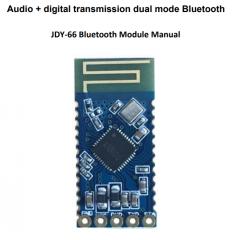 Jdy-66  Modulo Bluetooth Dual Audio+serial Uart  Itytarg