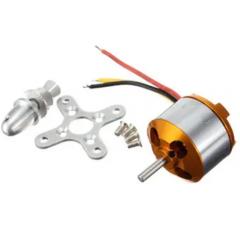 Kit Motor Brushless  Bldc A2212 1600kv Sin Escobillas Drone Itytarg