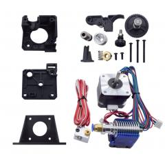 Kit Full Extrusor Titan 1.75mm + Motor + Cabezal E3d V6 Bowden Impresora 3d Itytarg