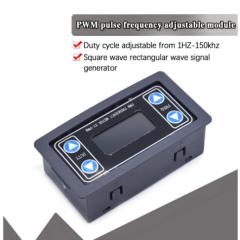 Generador Ancho De Pulso Pwm Digital 4 Teclas Gabinete 150khz Duty Cycle  Itytarg