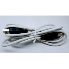 Cable Usb Tipo A/b 1.8m Blanco Apto Arduino Impresora  Itytarg