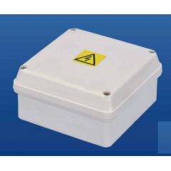 Caja Plastica Cp30 Gabinete Estanco Blanco Intemperie  Itytarg