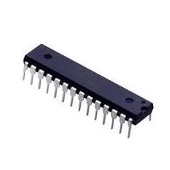 Microcontrolador Pic 16f722 -i/sp Dip28 Itytarg