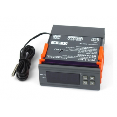 Wh7016c Termostato Controlador De Temperatura 12v Itytarg