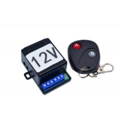 Receptor Control Remoto 2ch 433mhz 12v + 1 Control 2ch Itytarg
