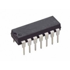 4066 Llave Bilateral X 4 Switch Cmos Dip14 Itytarg