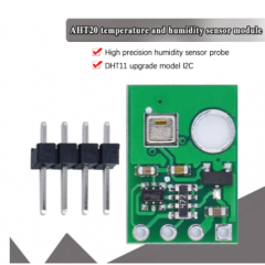 Aht20 Sensor Humedad Temperarura I2c Alta Presicion  Itytarg