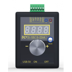 Generador Señal Dc 4-20ma 0-10v Instrumentacion Itytarg