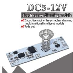 Multi Funcion Touch 2.1 Dimmer 12v 72w Itytarg