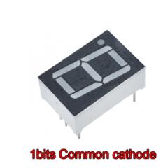Display 7 Seg Cc Rojo 0.56 Pulg Simple 14.2mm Altura Itytarg