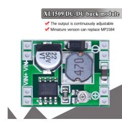 Xl1509 Mini Step Down Input 5v A 40v Itytarg