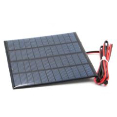 Panel Solar 12v 150ma 1.8w Cnc110x110-12 11x11cm Itytarg