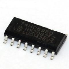 Lote 5 X74hc165d Registro Despazamiento Sop16 3.9mm Itytarg