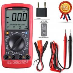 Tester Multimetro Digital Unit-t Ut58d Lcr Meter  Itytarg