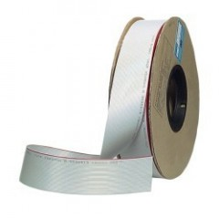 Rollo 30.5m  Cable Plano Gris 20 Conductores 1.27mm Awg28 Itytarg