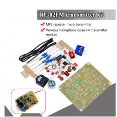 Kit Diy Transmisor Radio Fm Para Armar Itytarg