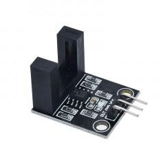 Sensor De Velocidad Infrarrojo Ranura 10mm Slot 3.3v A 5v Ttl Output 20x23mm Itytarg