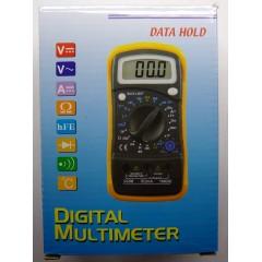Tester Multimetro Digital Unit-t Dt-830l Dt830l Con Buzzer Itytarg