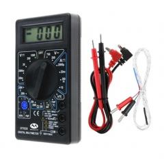 Tester Multimetro Digital Dt-838 Dt838 Buzzer Temp Itytarg