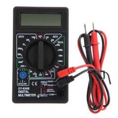 Tester Multimetro Digital Dt-830b Dt830b Itytarg