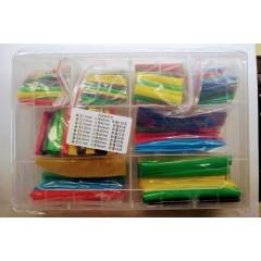 Kit Caja Termocontraible 328 Pcs Multicolor 1 A 14mm Itytarg