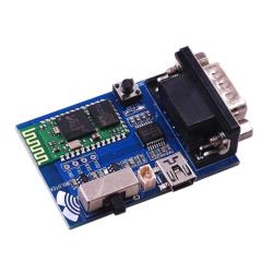 Interfaz Bluetooth Rs232 Db9 Macho Itytarg