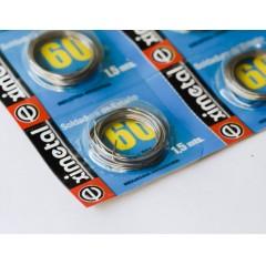 Blister 1.5 Metros De Estaño 60/40 1.2mm Uso Electronica Itytarg