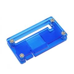 Gabinete Acrilico Azul Raspberry Pi Zero Itytarg