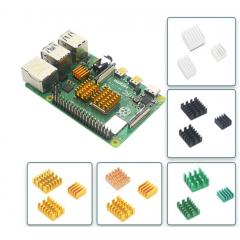 Kit 3 Disipadores Raspberry Pi4 Itytarg