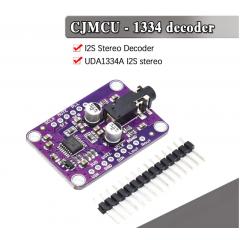Cjmcu-1334 Dac I2s  Audio Estéreo Uda1334a 3.3 V - 5v Itytarg