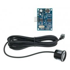 Sensor Ultrasonico Distancia Ip66 Jsn-sr04t V2.0  Rs232 Ttl 9600bps  Itytarg