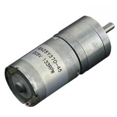 Motor Fit0473 6v 133 Rpm Motoreductor Robotica Itytarg