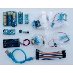 Kit Arduino Electronico Robotica Otto  (sin Chasis)  Itytarg