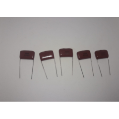 Lote 5 X Capacitor Poliester Metal 330nf X 400v  Itytarg