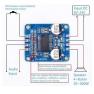 Ap3016d Amplificador Audio Mono 30w 8-24v  Itytarg