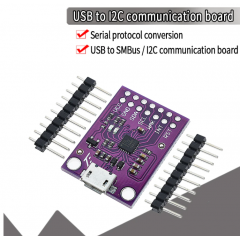 Cp2112 Conversor Usb A Smbus / I2c  Itytarg
