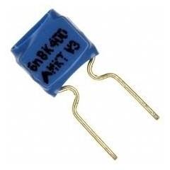 Capacitor Poliester Metal. 0.0068uf 6.8nf 6n8 X 400v Itytarg