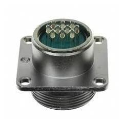 Conector Industrial Circular Potencia Macho (a Pedido) Ityt