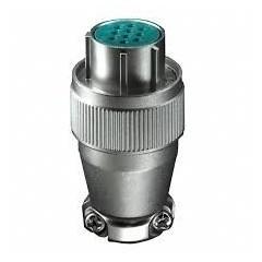 Conector Industrial Circular Potencia Hembra (a Pedido) Ityt